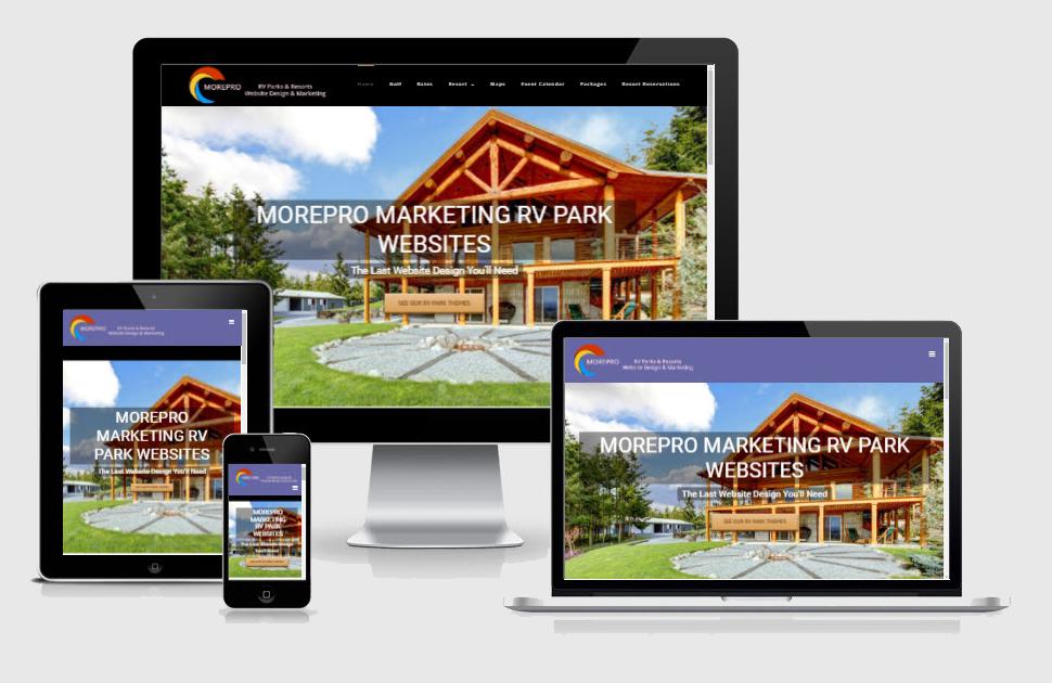 Demos - MorePro Marketing RV Park Website & Marketing Solutions 4