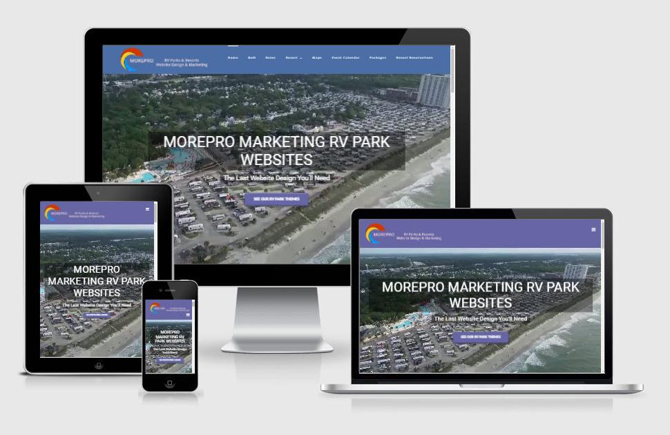 Demos - MorePro Marketing RV Park Website & Marketing Solutions 6