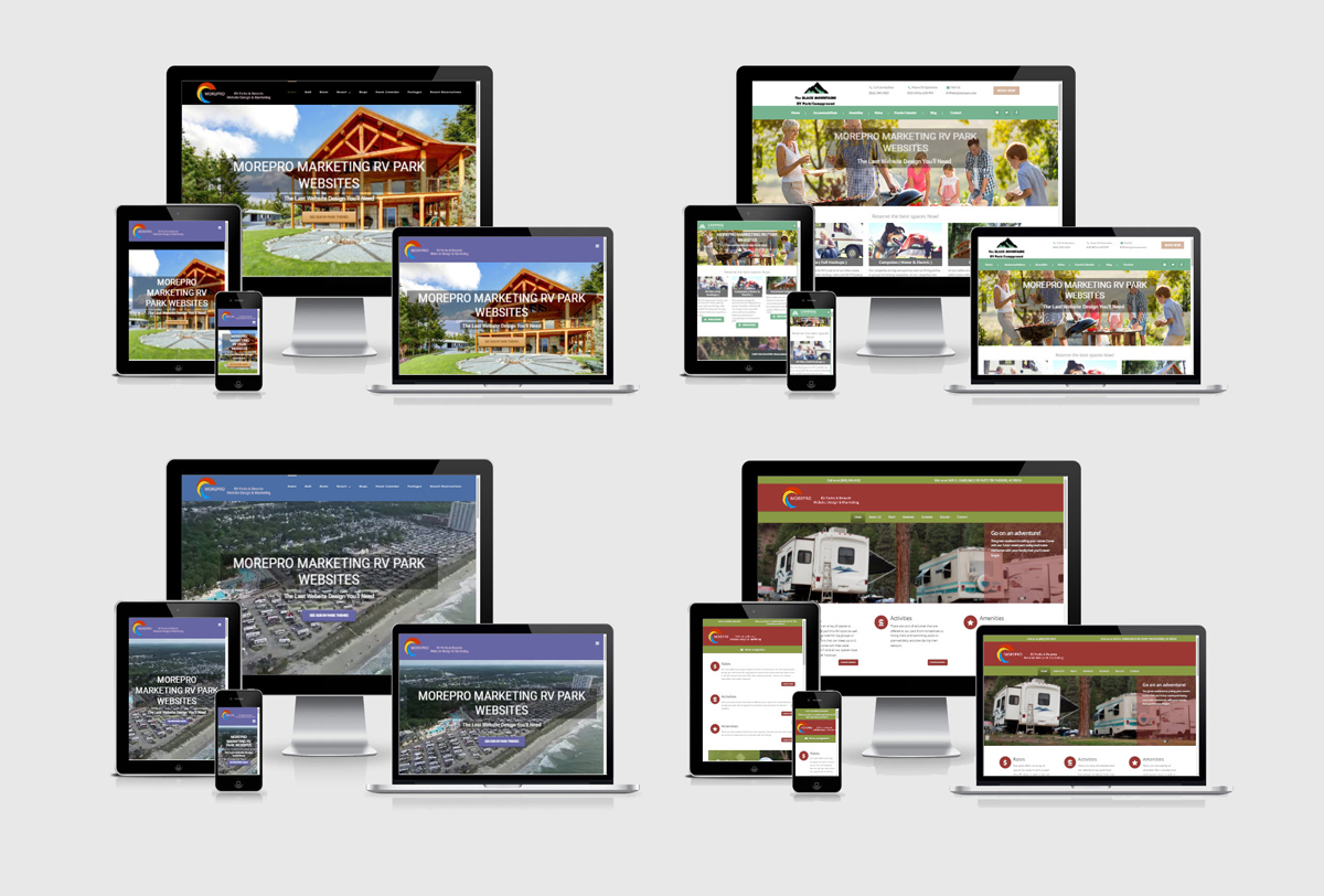 Homepage - Campground/Rv park Design Marketing Firm Phoenix AZ